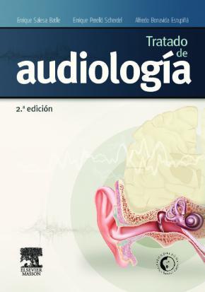 Portada de Tratado De Audiologia 2º Ed.