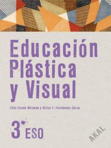 Portada de Educacion Plastica Y Visual (3º Eso)