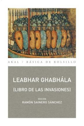 Portada de Leabhar Ghabhala: El Libro De Las Invasiones