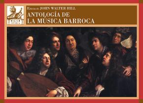 Portada de Antologia De La Musica Barroca