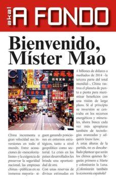 Portada de Bienvenido, Mister Mao (a Fondo)