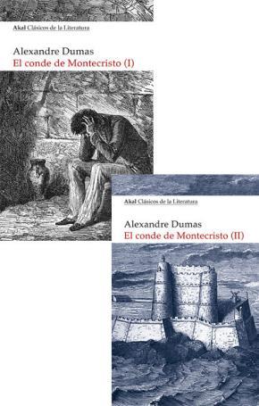 Portada de El Conde De Montecristo (2 Vols.)