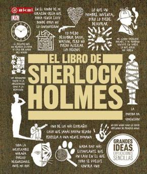 Portada de El Libro De Sherlock Holmes