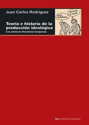 Portada de Teoria E Historia De La Produccion Ideologica