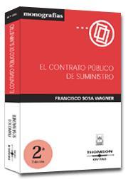 Portada de El Contrato Publico De Suministro (2ª Ed.)