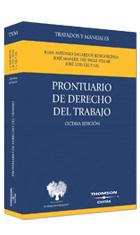 Portada de Prontuario De Derecho Del Trabajo (6ª Ed.)