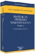 Portada de Manual Derecho Administrativo (t. 1) (18ª Ed.)