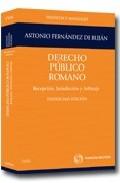 Portada de Derecho Publico Romano (12ª Ed.)