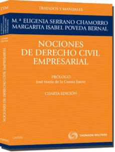 Portada de Nociones De Derecho Civil Empresarial (4ª Ed.)
