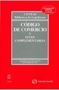 Portada de Codigo Comercio Y Leyes Complementarias (33ª Ed.)