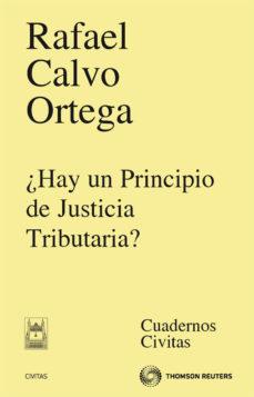 Portada de ¿hay Un Principio De Justicia Tributaria?
