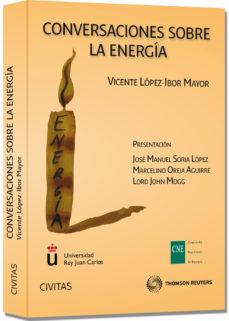 Portada de Conversaciones Sobre La Energia