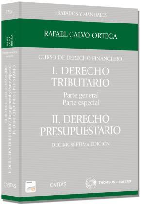 Portada de Curso De Derecho Financiero