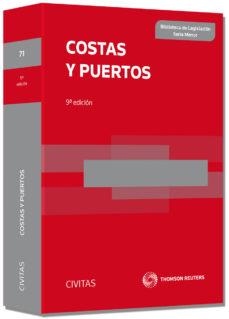 Portada de Costas Y Puertos (9ª Ed.)