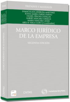 Portada de Marco Juridico De La Empresa (2ªed)