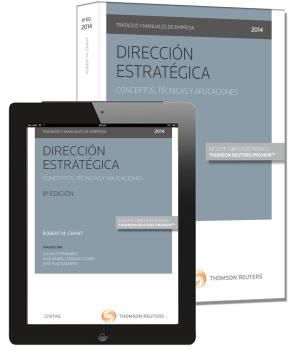 Portada de Direccion Estrategica: Conceptos, Tecnicas Y Aplicaciones
