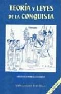 Portada de Teoria Y Leyes De La Conquista (2ª Ed.)
