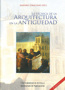 Portada de La Tecnica De La Arquitectura En La Antiguedad