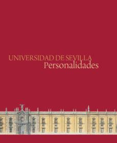 Portada de Universidad De Sevilla Personalidades