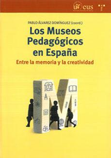 Portada de Museos Pedagogicos En España