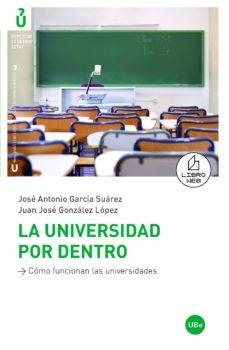 Portada de La Universidad Por Dentro: Como Funcionan Las Universidades
