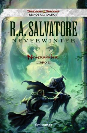 Portada de Neverwinter  (libro Ii – Reinos Olvidados)