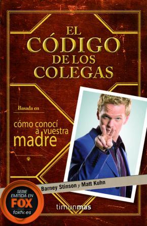 Portada de El Codigo De Los Colegas