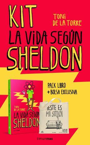 Portada de Kit La Vida Segun Sheldon