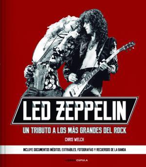 Portada de Led Zeppelin: Un Tributo A Los Mas Grandes Del Rock