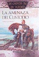 Portada de La Amenaza Del Custodio: La Espada De La Verdad (vol. 4)