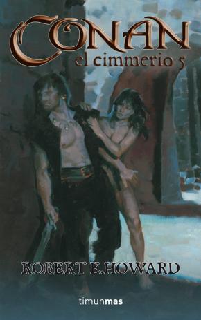 Portada de Conan El Cimmerio 5