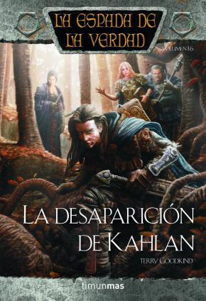 Portada de La Desaparicion De Kahlan: La Espada De La Verdad Nº 17