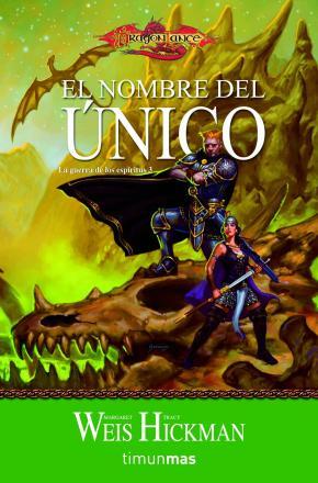 Portada de El Nombre Del Unico (trilogia La Guerra De Los Espiritus 3)