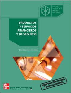 Portada de Productos Y Servicios Financieros Y De Seguros (ciclo Formativo G Rado Superior Administracion)