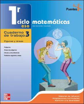 Portada de Matematicas 3 (1er Ciclo-eso): Cuaderno De Trabajo