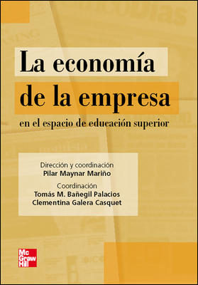 Portada de La Economia De La Empresa En El Espacio De La Educacion