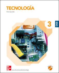 Portada de Tecnologia 3º Eso