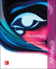 Portada de Psicologia 2º Bachillerato Andalucia (ed 2016)