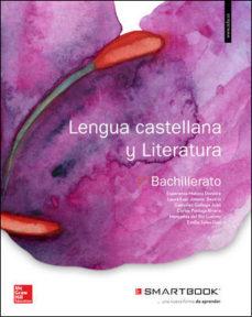 Portada de Lengua Castellana Y Literatura 2º Bachillerato Incluye Codigo Smartbook (ed 2016)
