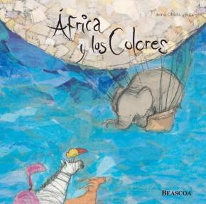 Portada de Africa Y Los Colores