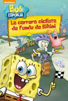 Portada de La Carrera Ciclista De Fondo De Bikini (bob Esponja)
