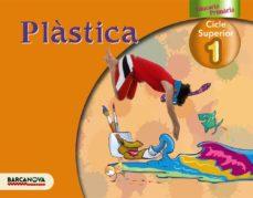 Portada de Plastica 1 Cs. Llibre De L Alumne Educacion Primaria – Tercer Ciclo – 5º