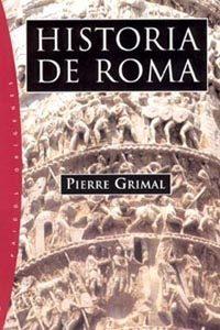 Portada de Historia De Roma