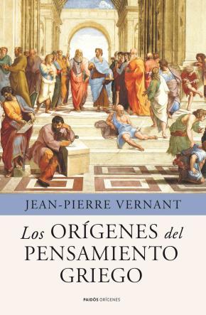 Portada de Los Origenes Del Pensamiento Griego