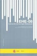 Portada de Ehe-08: Instruccion De Hormigon Estructural