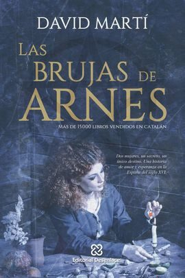 Portada de Las Brujas De Arnes