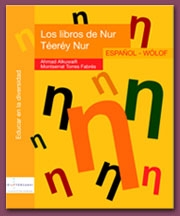 Portada de Los Libros De Nur. Español / Wolof