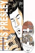 Portada de Elvis Presley 1953: El Orden (comic + Cd)