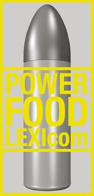 Portada de Power Food Lexicom (ingles-español-euskera)
