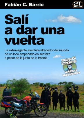 Portada de Sali A Dar Una Vuelta (+ Cd Interactivo)